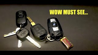 How to Bypass The Key Chip Transponder In Any Car Or Truck In 5 Minutes !!!