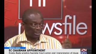 Ghana Gas Project - News Desk (20-4-15)