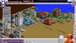 SimCity 2000 #5 - The Budget Goes Black