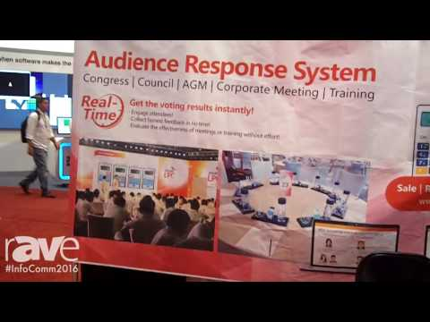 InfoComm 2016: SunVote Demos Audience Response System