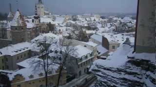 Old Tallinn in Winter Time 1/3