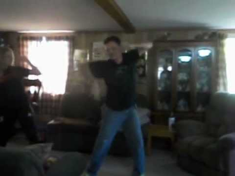 White Man Doing the Wobble- V.i.c. Lol video