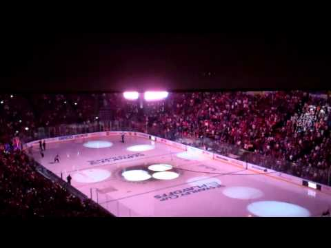 New York Islanders Vs Pittsburgh Penguins Nassau Coliseum Full Intro May 5th 2013, 05/05/2013.