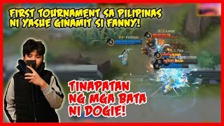 Uubra Kaya Ang Fanny ni Yasue sa Tournament sa Pilipinas? - Mobile Legends