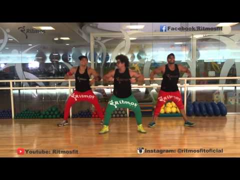 Harmonia do Samba feat Anitta - Hoje Eu Sonhei Com Você - Ritmos Fit