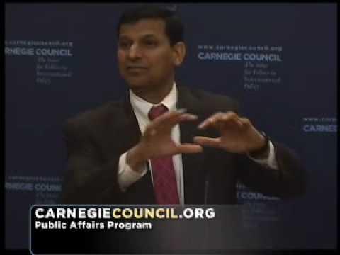 Raghuram Rajan: Solutions to Crisis