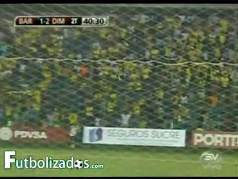 LOS 10 MEJORES GOLES DE BARCELONA SC 2010