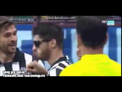 THUG LIFE Alvaro Morata ( Esultanza / Celebration ) Inter - Juventus 1-2 SERIE A