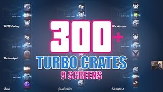 NEW RECORD - 300+ Turbo Opening On 9 Screens (3 BMD, Crimson Endo, Painted Wheels)