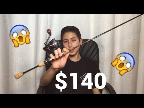 AMAZING trout setup for $140? + Filming Setup