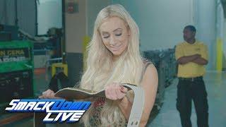 Carmella makes the SmackDown Women's Title a bit more her: SmackDown Exclusive, April 10, 2018