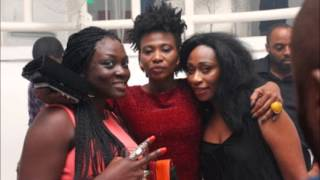 Nse Ikpe Etim celebrates birthday in the company of friends and loved ones.