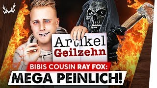 PEINLICH: Ray Fox HEUL-Statement! • Artikel 13: YouTube muss STERBEN! | #WWW