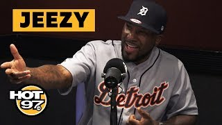 Jeezy Addresses Retirement Rumors, Jay-Z, Tech Ventures & New Relationship