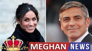 Meghan Fashion -  George Clooney is WRONG! Meghan Markle 'is DIFFERENT to Princess Diana' says royal
