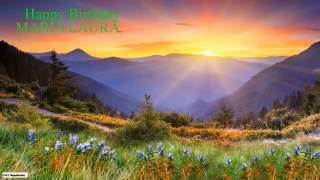 MariaLaura   Nature & Naturaleza - Happy Birthday