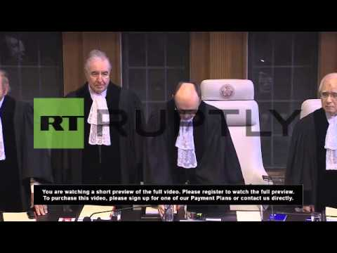 The Netherlands: Japan's Antarctic whaling programme not scientific - UN Court of Justice