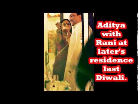 Rani Mukerji Ties The Knot To Aditya Chopra
