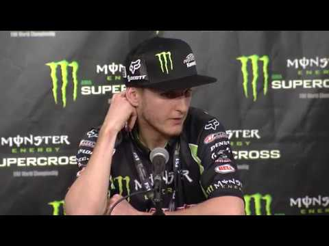 250SX Class Press Conference - Detroit - Race Day LIVE - 2017