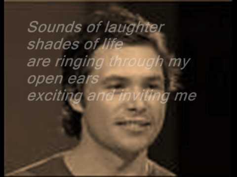 Michael Johns- Across the Universe with lyrics