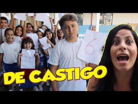 ♫ DE CASTIGO - Paródia DESPACITO / Luis Fonsi Ft. Daddy Yankee