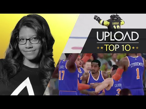 Upload Top 10 Sports Clips