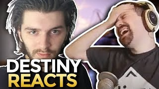 """""""Rational & Intelligent Gamers"""" You Lost Me There - Destiny Reacts to RobinGaming's NaughtyDog Video"""