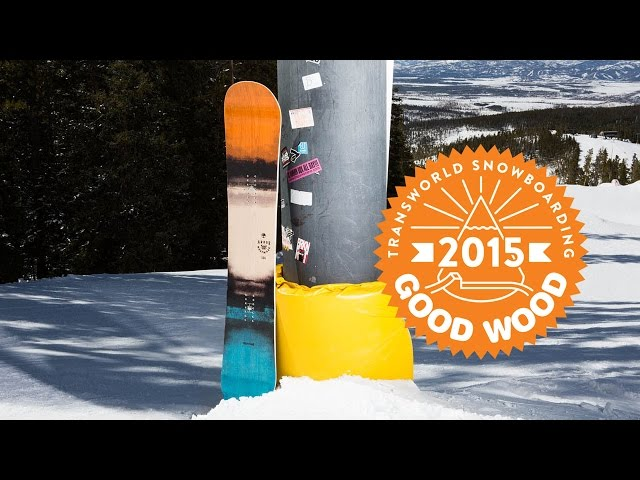 Arbor Westmark - Good Wood 2015 Men's Park | TransWorld SNOWboarding