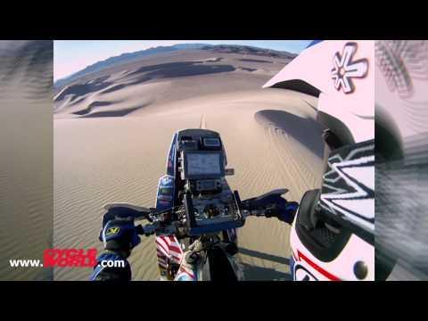 Riding Jonah Street's Dakar WR450F