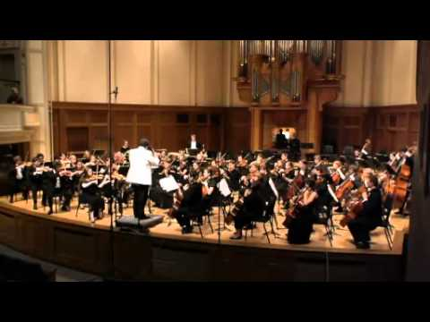 Lawrence Symphony Orchestra - May 26, 2012 (Livestream version)
