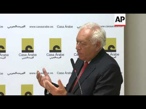 Foreign Minister on African refugees reaching Spanish island off Morocco