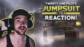 Twenty One Pilots | JUMPSUIT (live) | Reaction!!