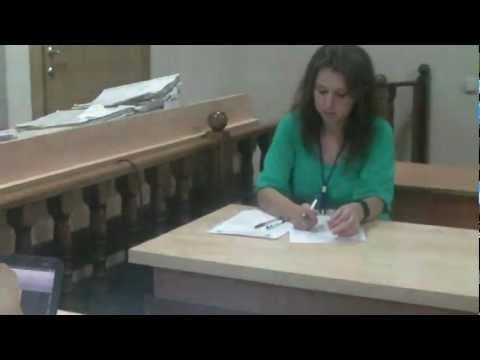 Un referent scrie decizii judecătoreşti la CSJ