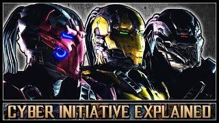 Explaining The Cyber Initiative In Mortal Kombat - The Cyber Ninja Explained | MK11