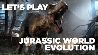 Hrej.cz Hrajte s námi: Jurassic World Evolution [CZ]