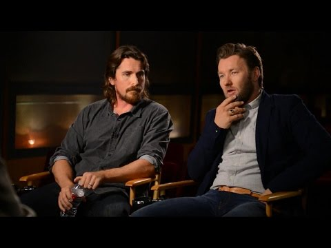 Christian Bale, Ridley Scott on Tackling 'Exodus: Gods and Kings'