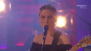 Beautifully Unconventional Wolf Alice Live On Tonightly With Tom Ballard 6 Feb 2018