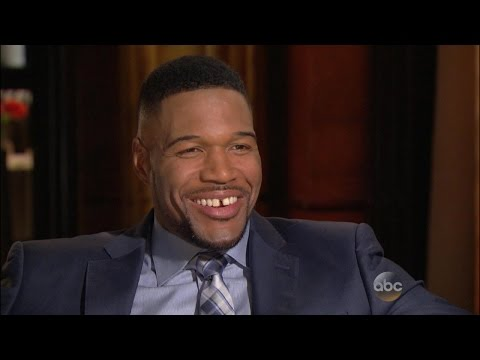 Michael Strahan on Who He Owes Part of His Success To