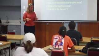 Food Science and Nutrition at SHSU