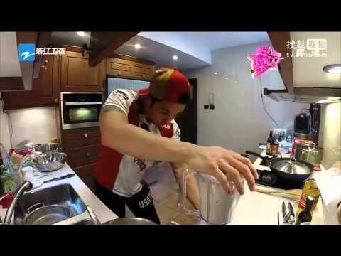 20140703娛樂夢工廠 王中磊吳尊廚藝比拼 室外親子足球賽歡樂多