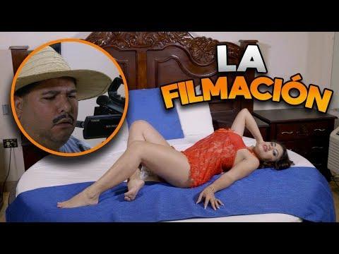 Agapito Díaz y la Filmación ft Karly Fornos