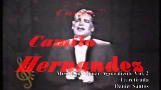 Daniel Santos (singer) - Retirada