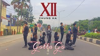 [KPOP IN PUBLIC CHALLENGE] CHUNGHA (청하) - Gotta Go (벌써 12시) by Call Team from Indonesia