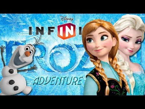 Disney Infinity: Toy Box Share - Frozen Adventure