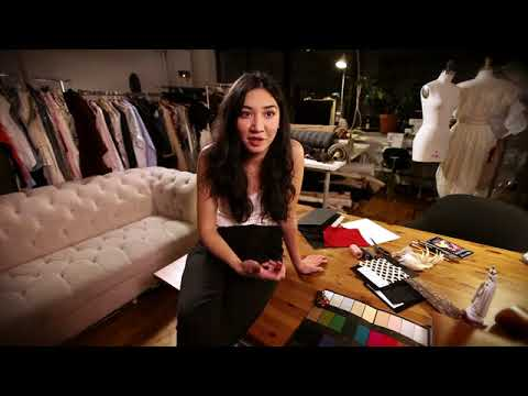 Fashion Designer Suzanne Rae   Short Doc