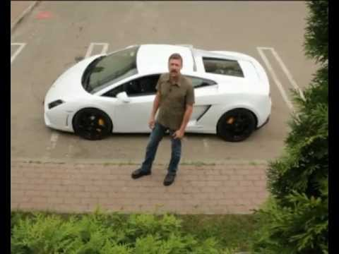 Тест-драйв Lamborghini Gallardo 2012