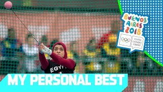 Personal Bests in Athletics & Swimming!   My Personal Best Day 6   YOG Buenos Aires 2018