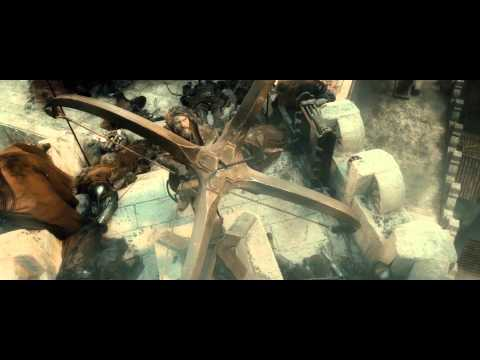 The Hobbit: The Desolation of Smaug - 'Lake town - Entering the World of Men'