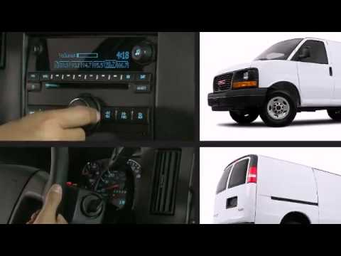 2015 GMC Savana Video