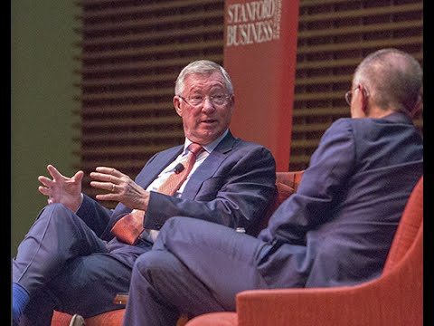 Former Manchester United Manager Sir Alex Ferguson: Practice, Practice, Practice